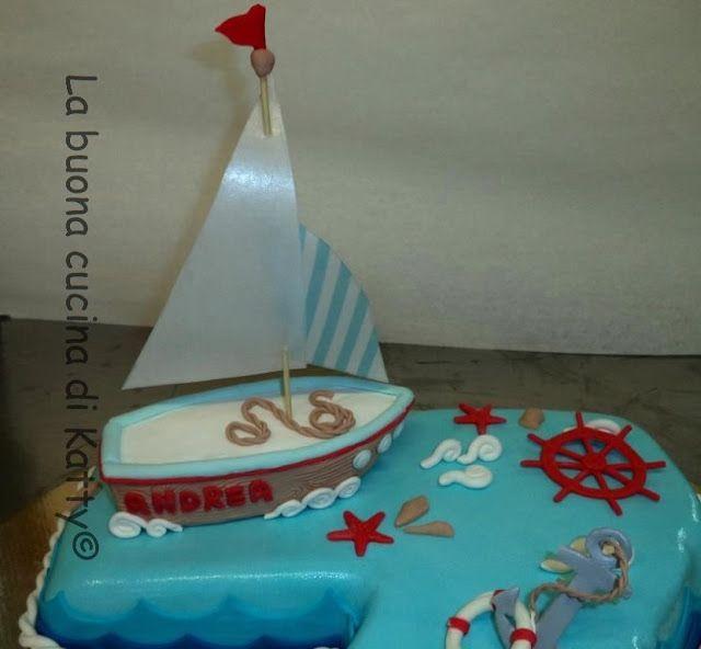 La buona cucina di Katty: Torta Nautica numero 7 - Cake Nautical number 7