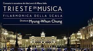 Filarmonica della Scala di Milano a Trieste