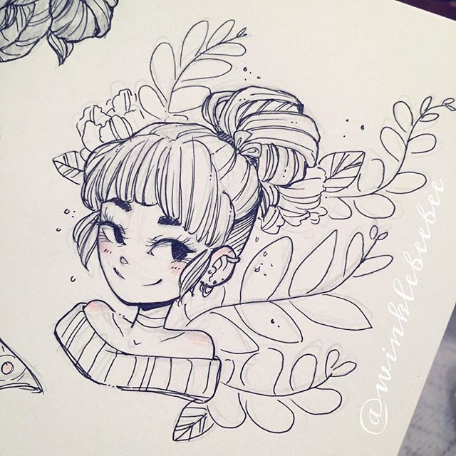 Girl - Concept Art