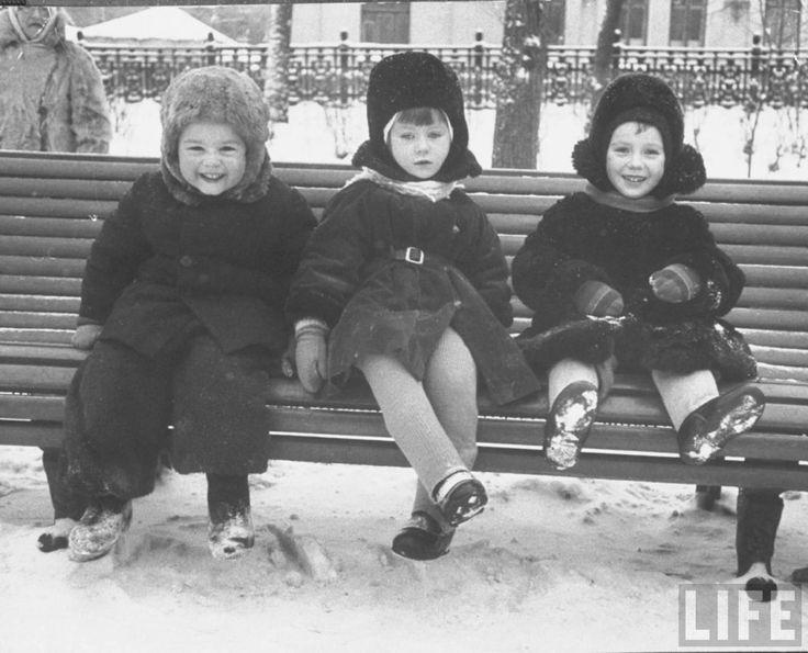«LiFE» — фотоархив|Москва 1959 (фотограф Карл Миданс). Обсуждение на LiveInternet - Российский Сервис Онлайн-Дневников