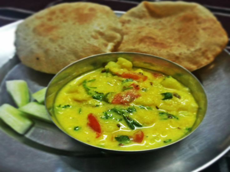 Delicious Dahi Aloo