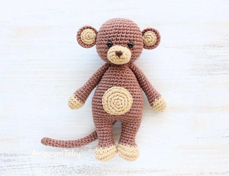 1370 mejores imágenes de Crochet en Pinterest   Animales, Artesanías ...