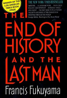 The End of History and the Last Man, Francis Fukuyama--- One of the most populars
