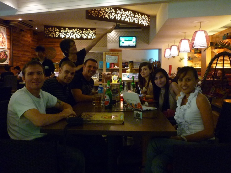 A well earned celebration  TEFL Indonesia,Get certified and teach English.Teach English and see the world