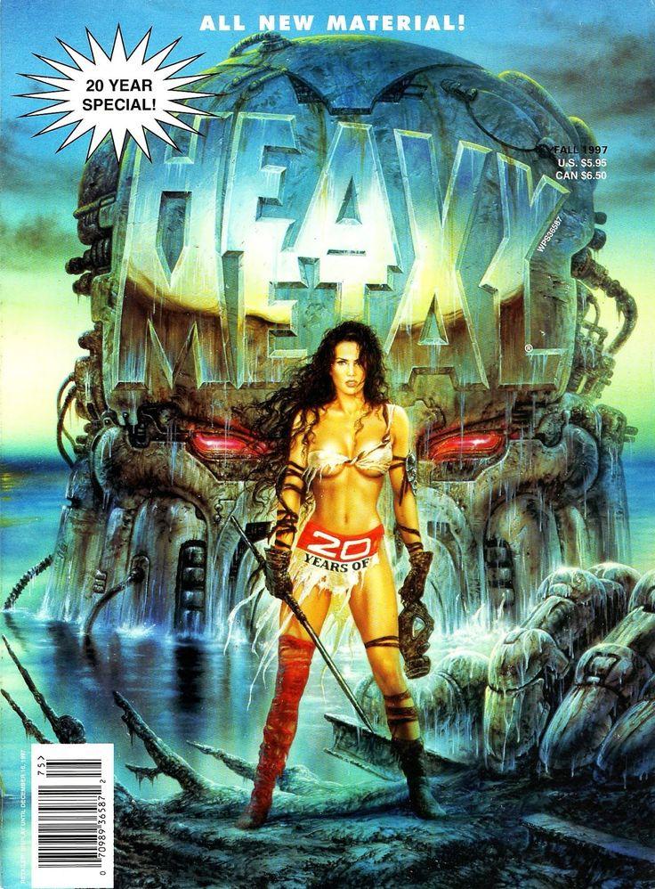 20 Years of Heavy Metal by Various (Heavy Metal)