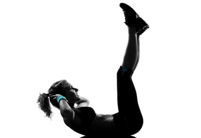 there are various 10 different belly hitting exercises' that you may do If you are really serious about losing weight. You need to take out some time out