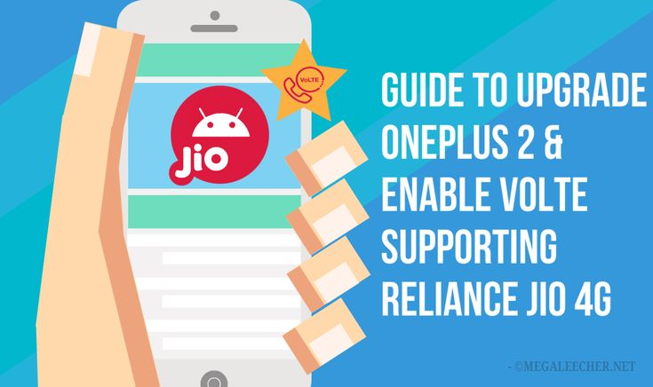 Upgrading #OnePlus2 with latest Oxygen OS 3.5.7 ROM to enable #VoLTE capability for #Reliance #Jio network in India.