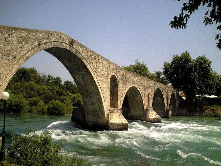 The Old Bridge - Arta, Greece