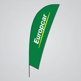 SKU FINN BANNER R825.00 Get the right Finn banner flags! Choose from: Three sizes available Small – 2.2m Medium – 3.0m Large – 3.5m