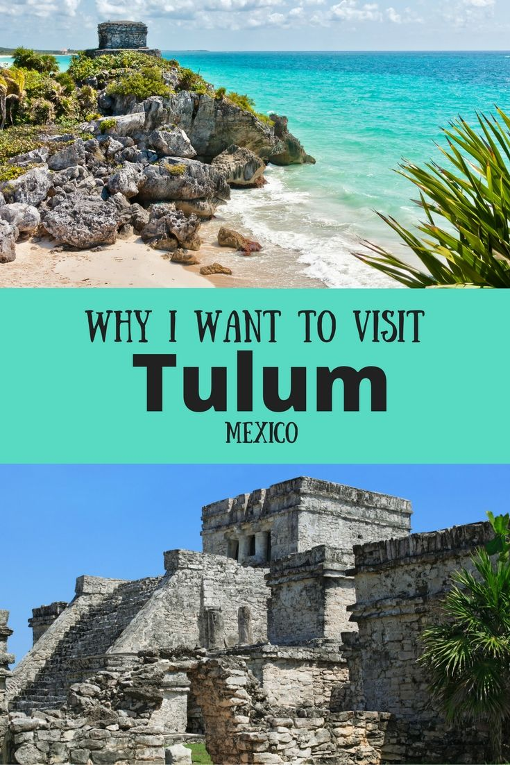 Great travel info on Tulum, Mexico. Includes Tulum's top travel sites. What you must see while in Tulum on your Mexico beach vacation!