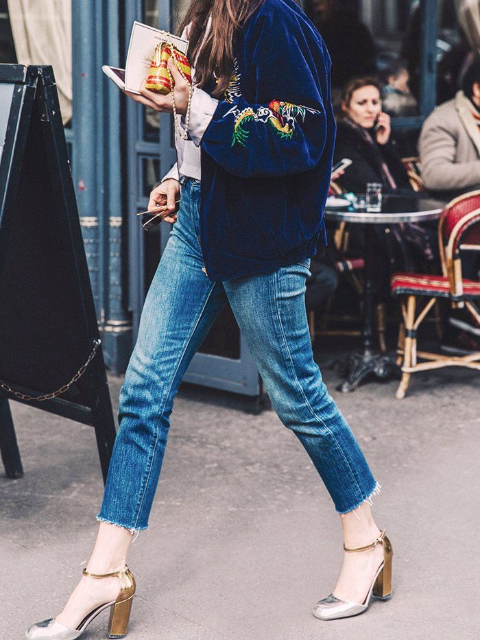 "Who What Wear on Twitter: ""These are the denim hacks every fashion girl swears by: https://t.co/FKI75JO58g https://t.co/t5wouWdx2j"""