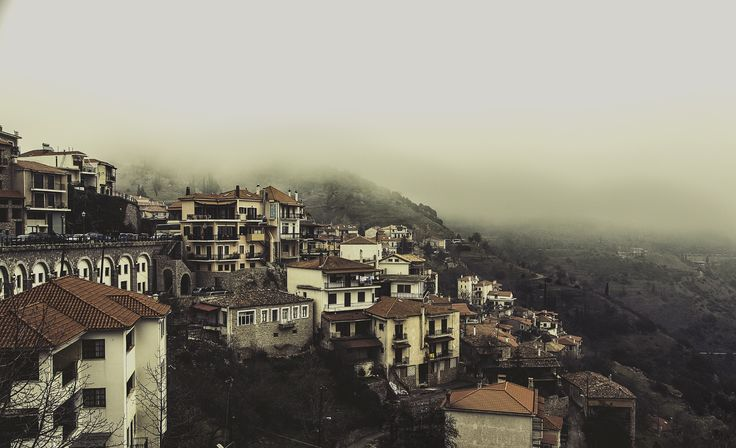 Arachova, Greece by thodoris karakozidis on 500px