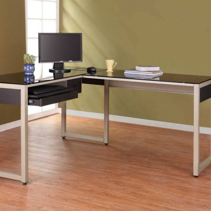 Diy Glass Top Desk Best Home Office Desk Check More At Http Samopovar Com Diy Glass Top Desk Guest Best Home Office Desk Modern Glass Desk Diy Corner Desk