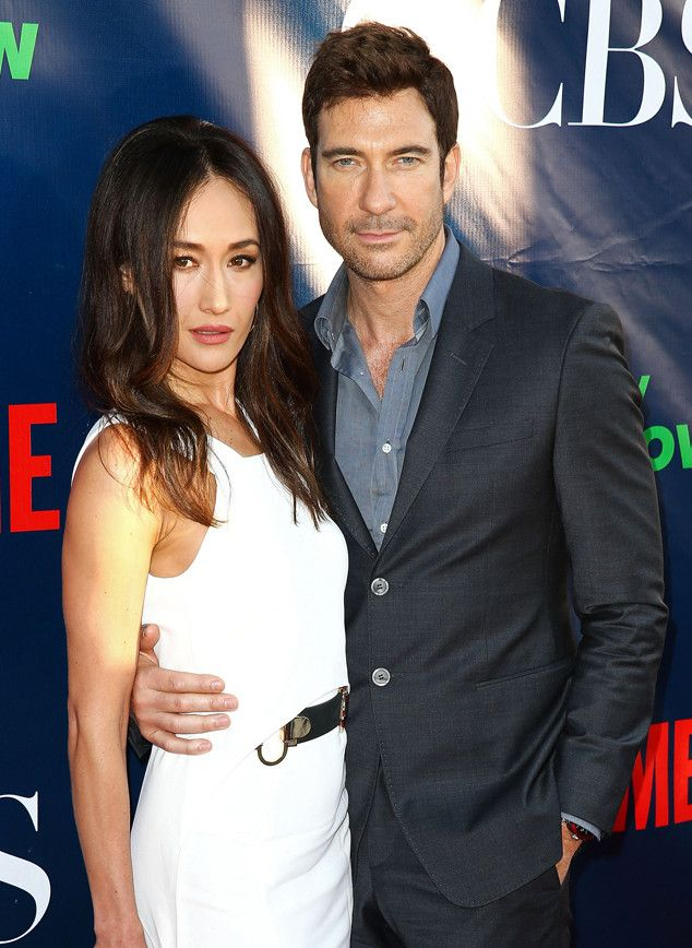 Stalker's Dylan McDermott Dating Co-Star Maggie Q  Maggie Q, Dylan McDermott