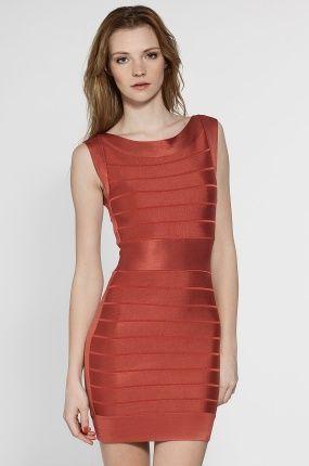 http://answear.cz/60648-french-connection-saty-ribbon.html  Ano! Red! Šaty a tuniky Pro slavnostní příležitost  - French Connection - Šaty Ribbon