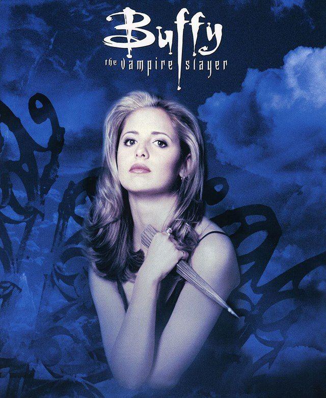 """20 Jahre """"Buffy the Vampire Slayer"""" (Buffy im Bann der Dämonen) - so feiert Sarah Michelle Gellar das Jubiläum."""