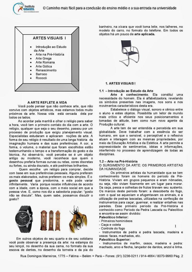 ARTES VISUAIS TEATRO E MÚSICA ENSINO MÉDIO 40 ATIVIDADES (IMAGENS) PARA IMPRIMIR | PORTAL ESCOLA