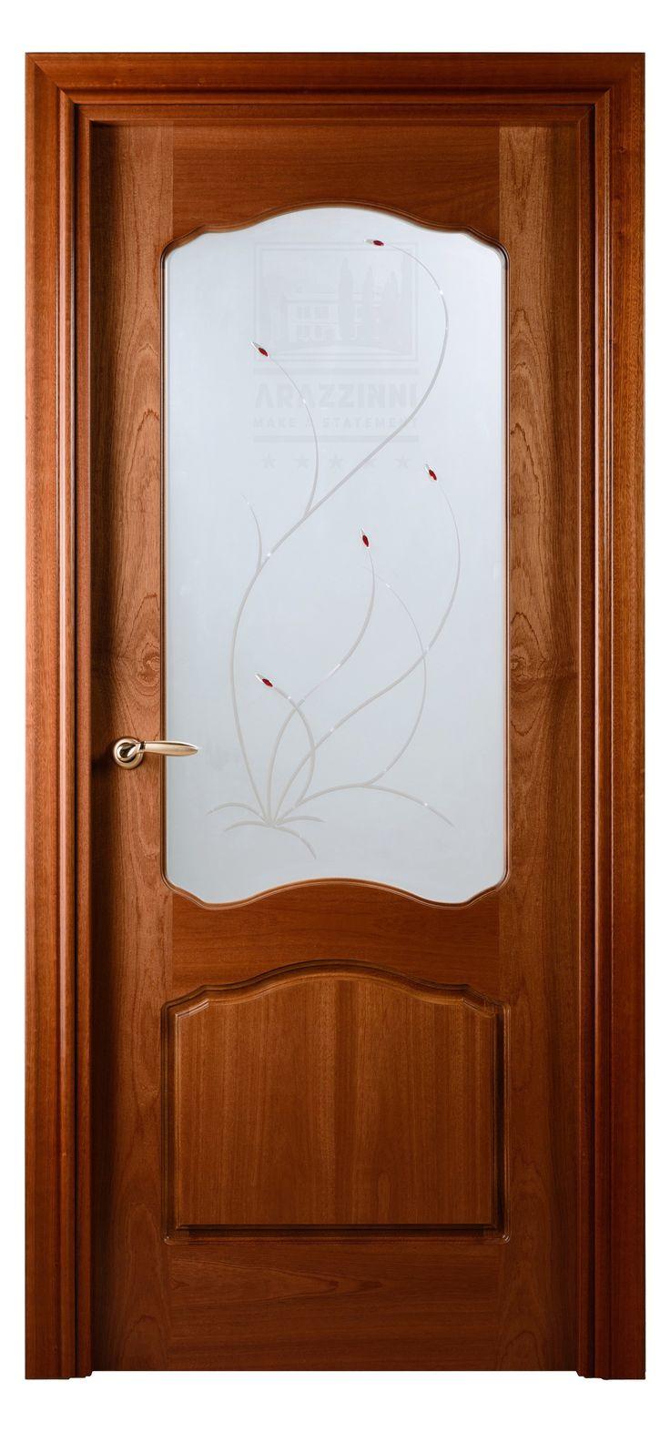 Desta Verra Interior Door in Sapele Finish