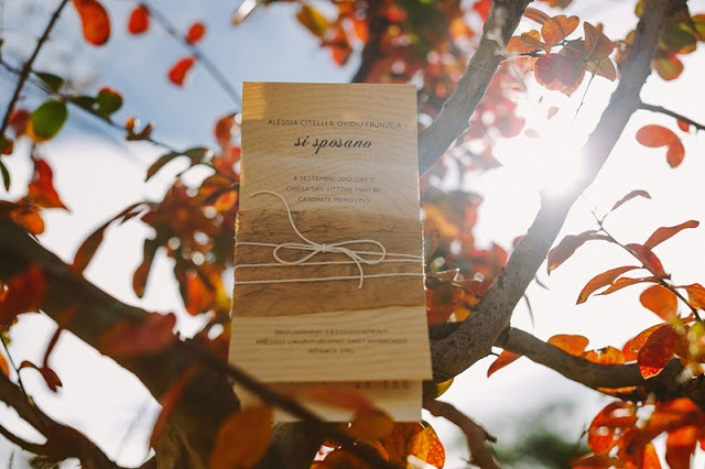 Ara Marvin | Caratterino - Pedaso (FM), Italy - Graphic design, wedding stationery, craft, book binding - www.caratterino.it