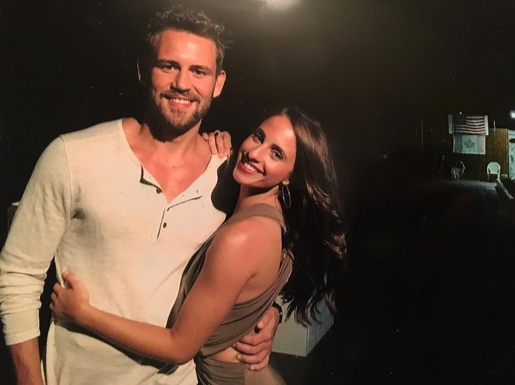 """Vanessa Grimaldi -- 'The Bachelor' Nick Viall: It felt """"really good"""" to hear she's falling in love but we had to slow down Vanessa Grimaldi expressed she was falling in love with Nick Viall on the latest episode of The Bachelor and now he's taking a look back at that special moment. #TheBachelor #Bachelor"""