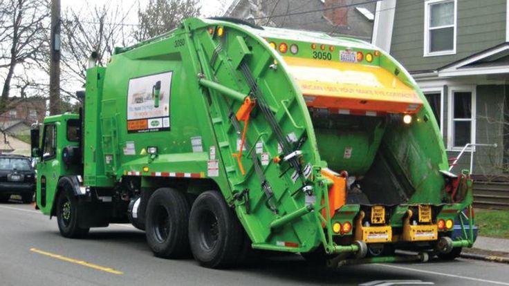 Camion dela basura para niños en español ✓ Carritos para niños - Camione...