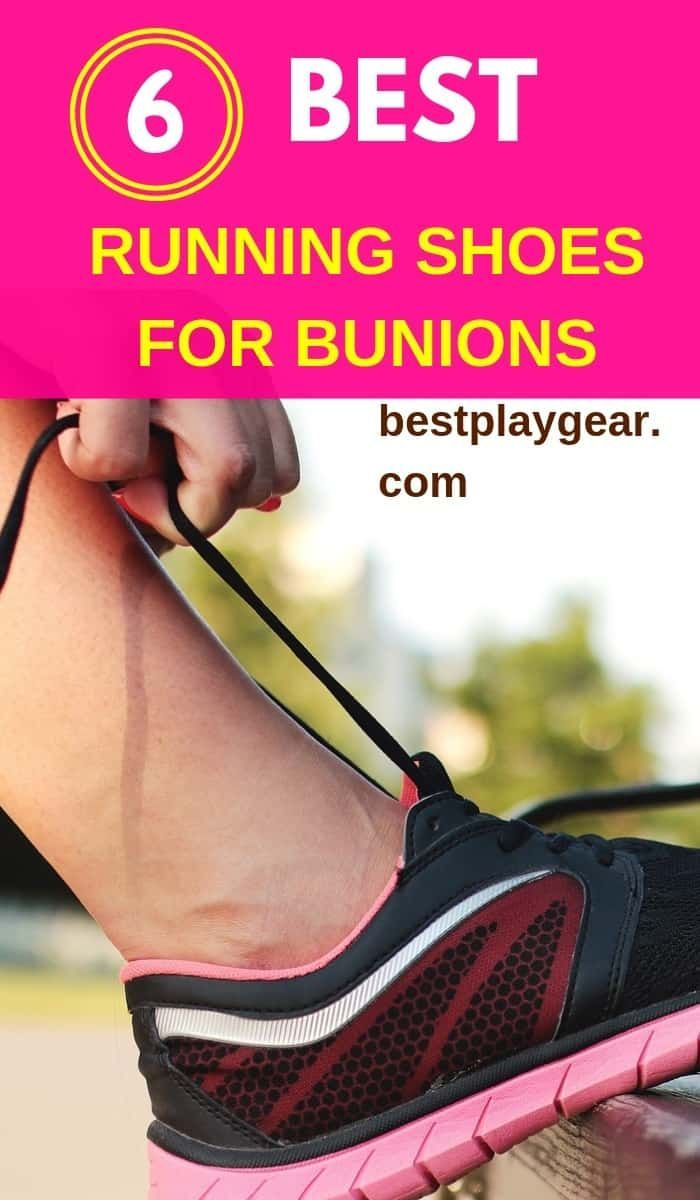 Top 25 Best Running Shoes For Bunions