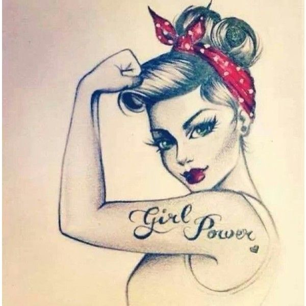 Rosie the riveter style Rosie The Riveter Costume and other apparel, accessories and trends. Browse and shop 5 related looks.