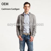 2015 Mens Button-up Grey Cashmere Cardigan Wholesale  Best Seller follow this link http://shopingayo.space