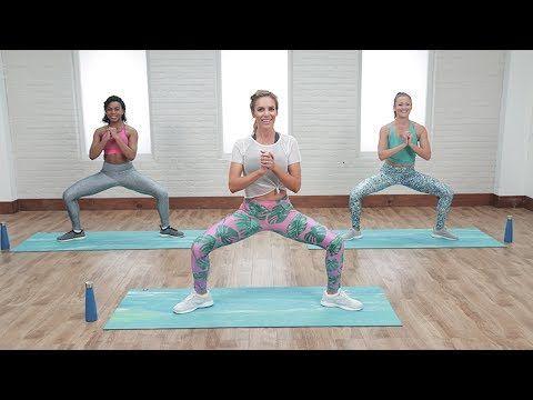 Cardio Kick & Burn Kickboxing Workout - YouTube