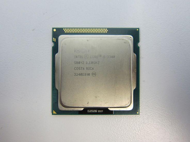 Intel Core i5-3340 CPU Processor 6M Cache 3.10 GHz FCLGA1155 | SR0YZ