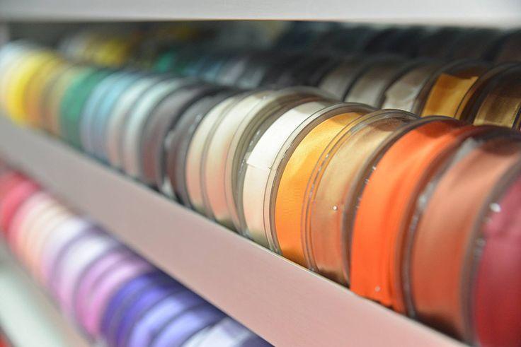 Articoli merceria, Sbieco raso e cotone