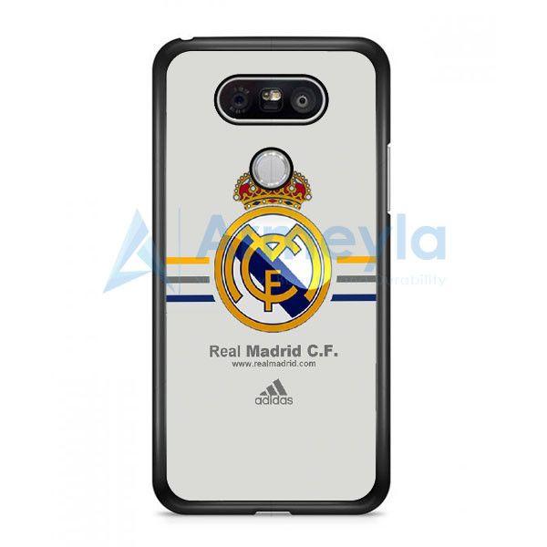 Real Madrid Club De Fútbol La Liga Spanyol Logo LG G5 Case | armeyla.com