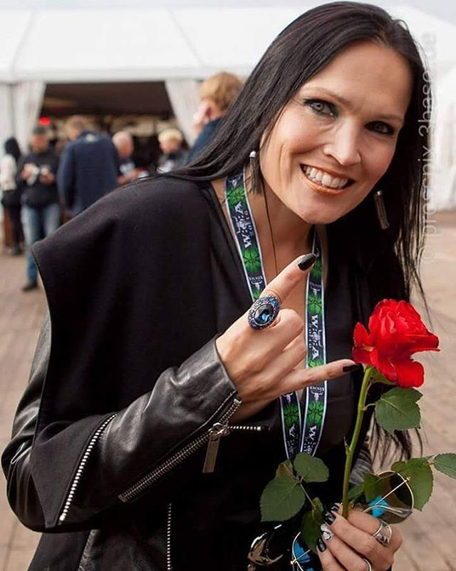 "Tarja Turunen in ""Wacken Open Air 2016"" 04/08/2016 #tarja #tarjaturunen…"