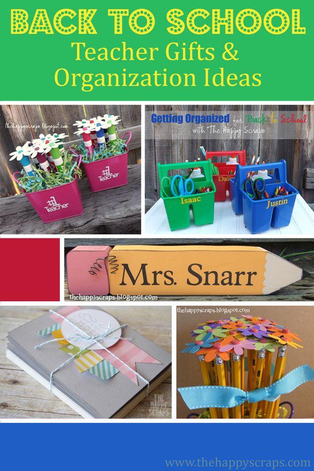 305 best Teacher Gifts - Back To School images on Pinterest   Back ...