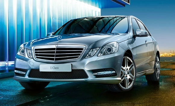 Mercedes-Benz E-Class. Tradition, meet innovation.