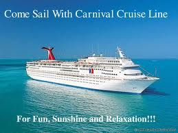Starting from $179/pp.. Follow link for more info & to book.  http://www.lamarvacations.com/searches/cruise/month:January/year:2014/cruise_line:Carnival+Cruise+Lines