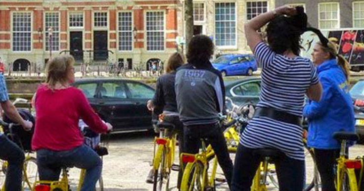 De Amsterdam Grote fietstour op CitySpotters
