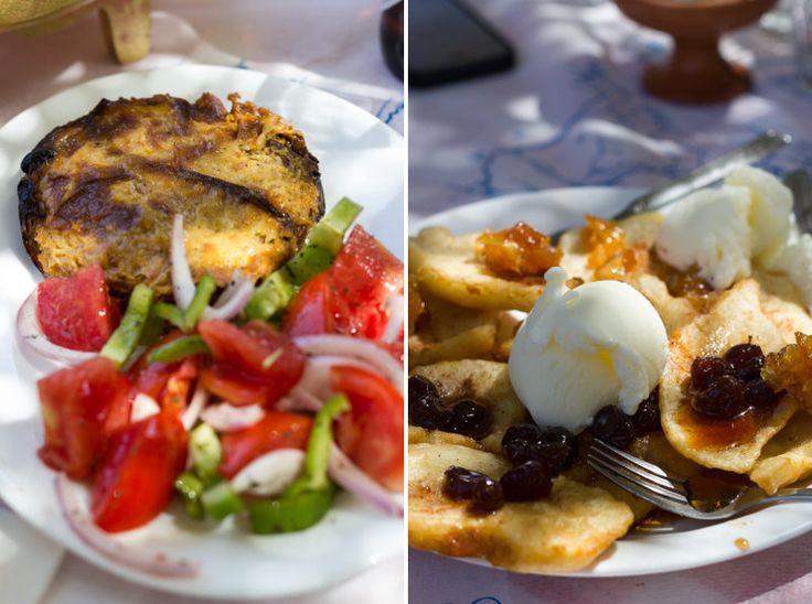 Taverna Artemida, Psinthos {Rhodes Island Guide}