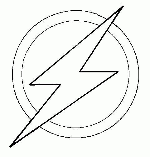 super hero coloring sheet | Flash Superhero Coloring Pages - Superhero Coloring Pages
