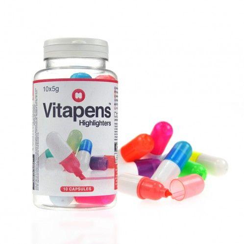 Nuovi arrivi - Evidenziatori Vitapens - Un colorato aiuto per la memoria