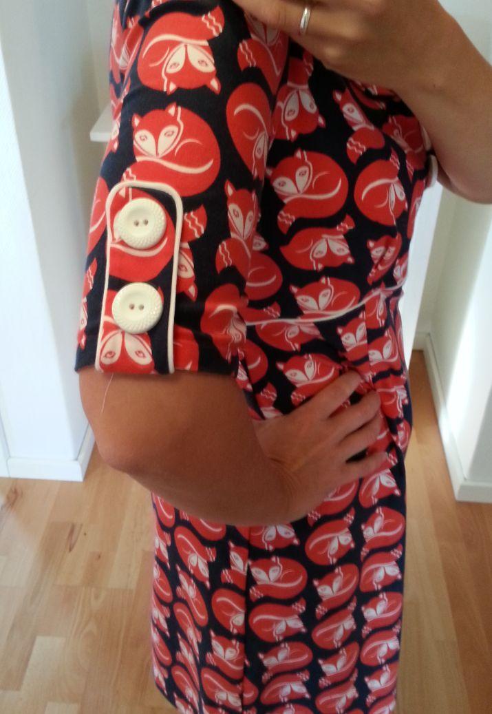 MyMy-børnetøj - samt andre sysler: jerseykjole