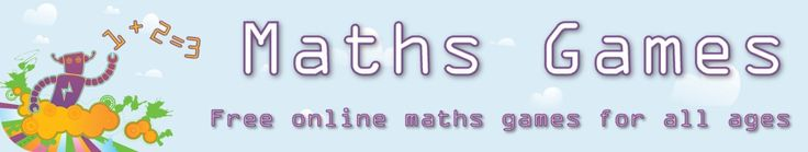 Collection of loads of fantastic free online maths games to help you practise maths skills including counting, addition and subtraction, times tables, fractions, measuring, shapes, angles, telling the time and lots more.