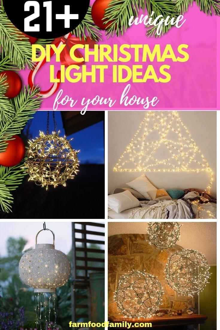 21 Best Diy Christmas Light Designs Ideas For 2020 Diy Christmas Lights Christmas Lights Hanging Christmas Lights