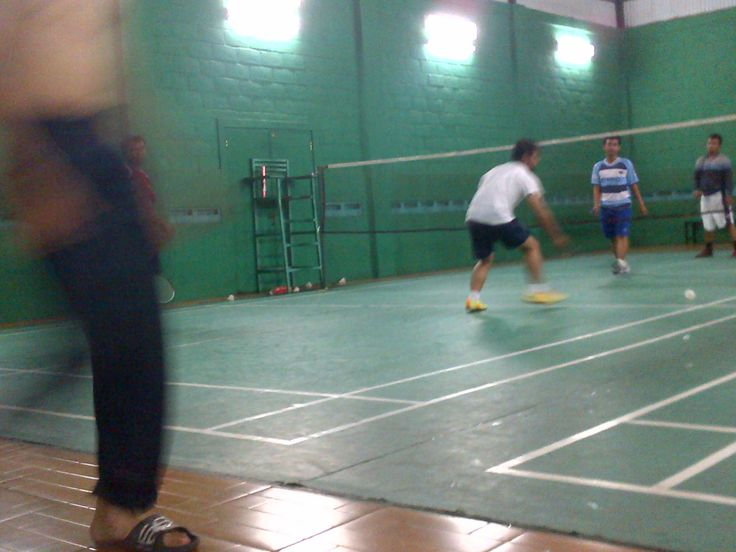 main badminton