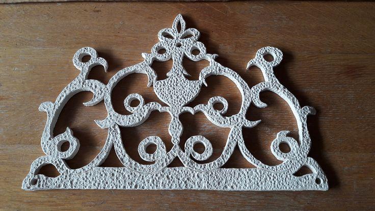 Ornament van klei