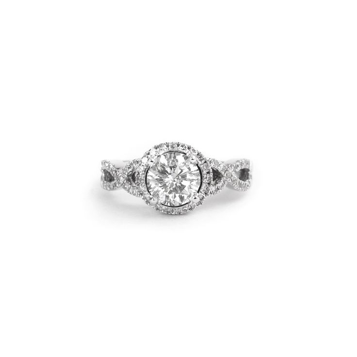 18ct White Gold 1.25ct
