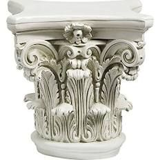 Design Toscano The Corinthian Pillar, Capital
