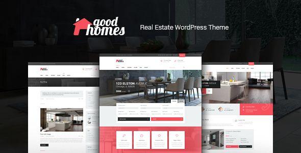 Good Homes | Real Estate Theme (Real Estate)  https://themeforest.net/item/good-homes-real-estate-theme/20310035