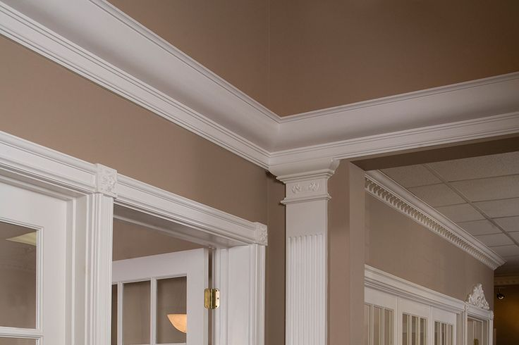 If you pick a large crown molding then it will throw off the balance of the kitchen. Description from dazzupe.com. I searched for this on bing.com/images