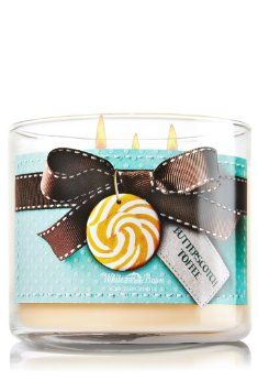Butterscotch Toffee Bath And Body Works